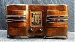 Emerson ECB-376 w/Ingraham Cabinet (1940)