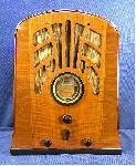 Philco 38-665 Tombstone ( 1938)