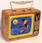 Bewitched Tin Tote Lunch Box