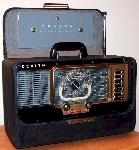 Zenith H-500 Trans-Oceanic, 5H40 chassis (1950)