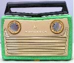 Motorola SP22-1 AC/DC Portable (1950)