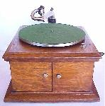 Victor Victrola V V-VI Phonograph (1911)