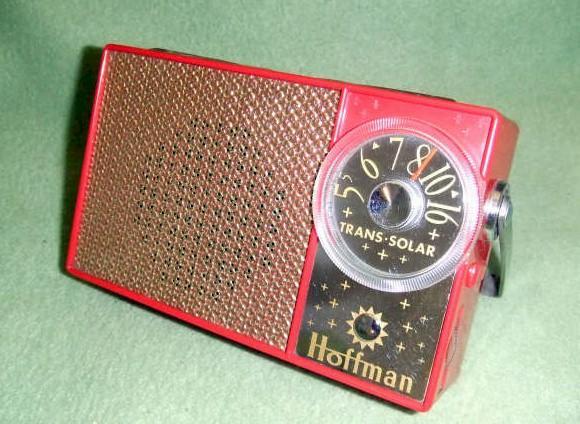 Hoffman RP-706 Solar Radio (1959)