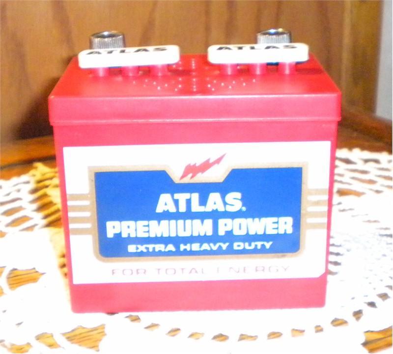 Atlas Premium Power Battery Radio