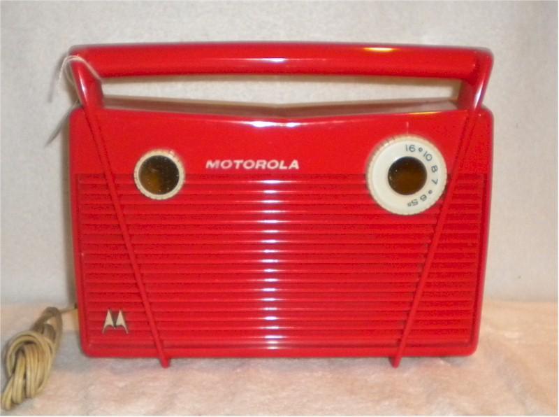 Motorola 5P21R Portable (1952)