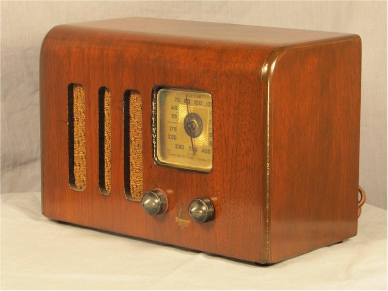 Emerson Radio with AX 212 Chassis (1938)