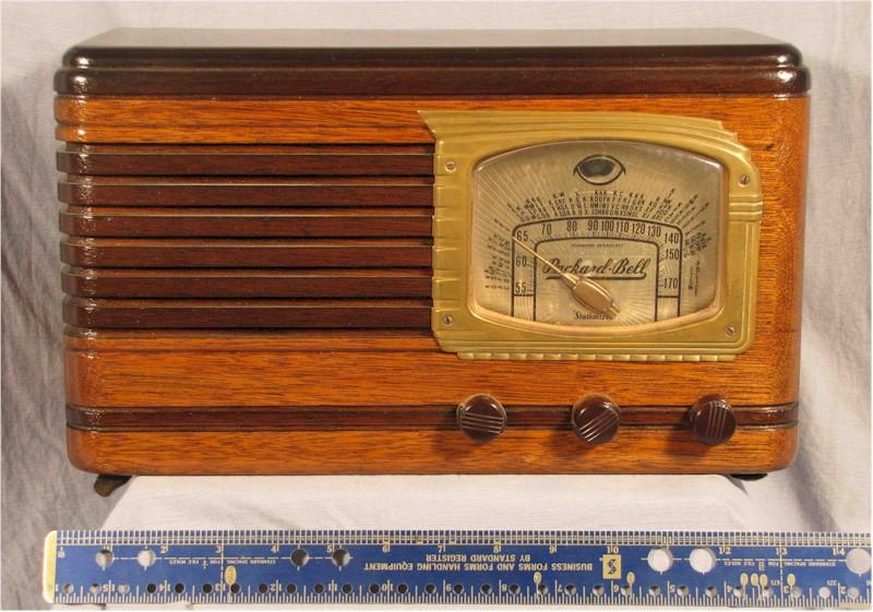 Packard-Bell Radio (late 1930s?)