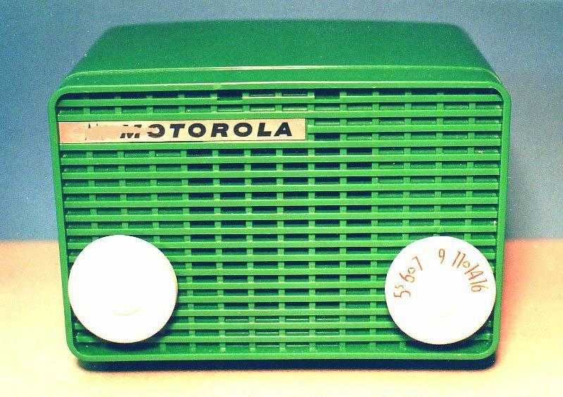 Motorola 56A4 (1955)