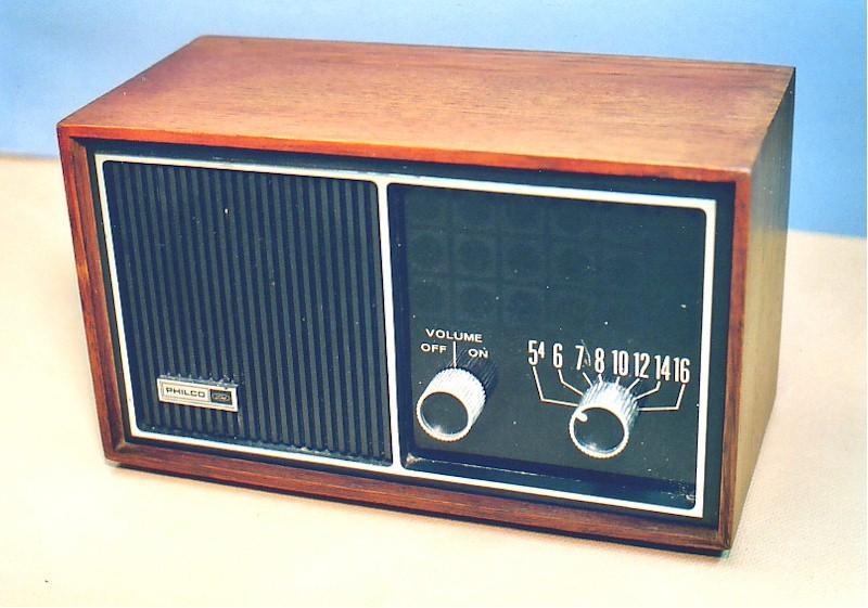 Philco-Ford R514-WA (1967)