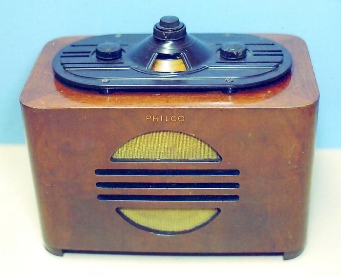 Philco 37-604 (1937)