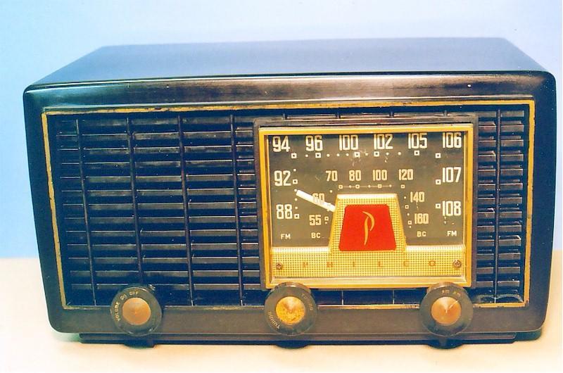 Philco B956 AM-FM (1953)
