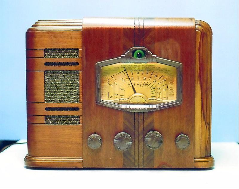 Silvertone 4763 (1938)