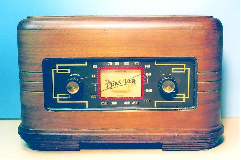 Trav-Ler A502 TRF (c1937)