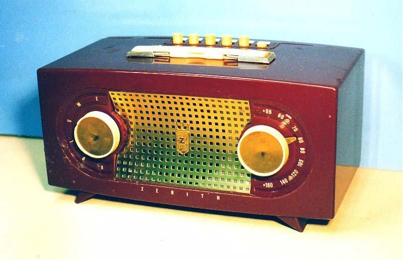 Zenith R512-R (1955)