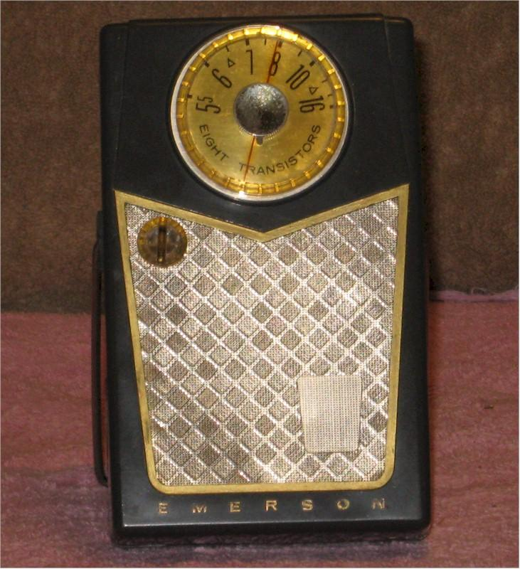 "Emerson 888 ""Pioneer"" (1958)"