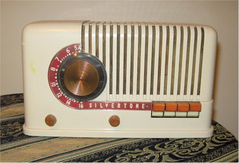 Silvertone 3451