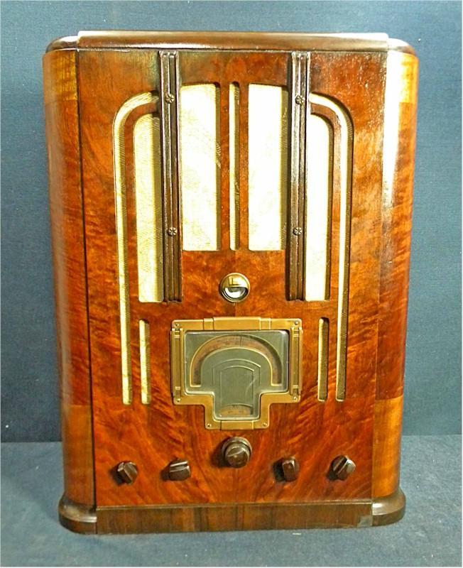 RCA 9T Tombstone (1935)