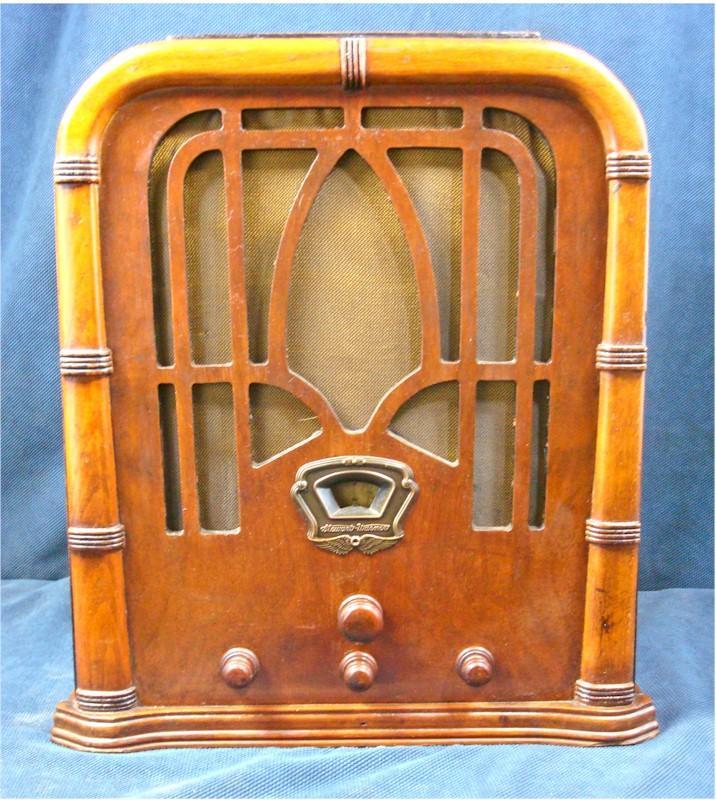 Stewart-Warner 1107 R-110A Tombstone (1934)
