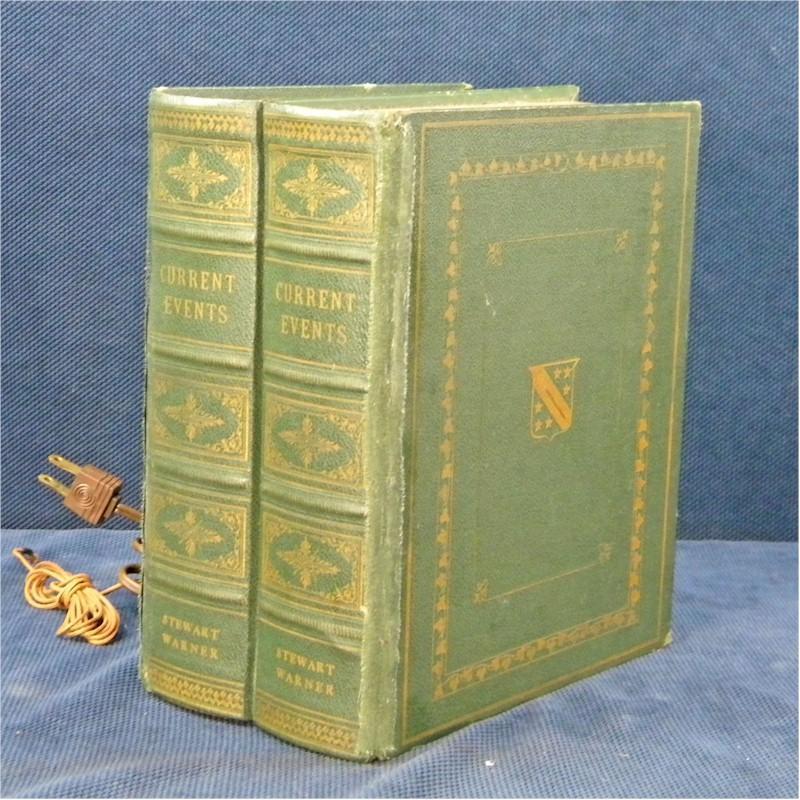"""Stewart-Warner 1118 """"Library"""" (1934)"""