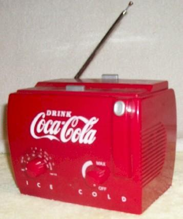 Coca-Cola Soda Box by Randix (1994)
