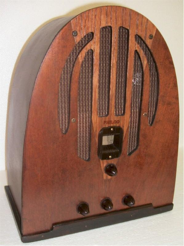 Philco Cathedral 60B (1936)