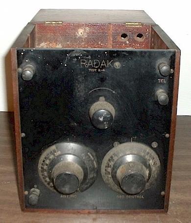 Clapp-Eastham Radak R-4 (1924)