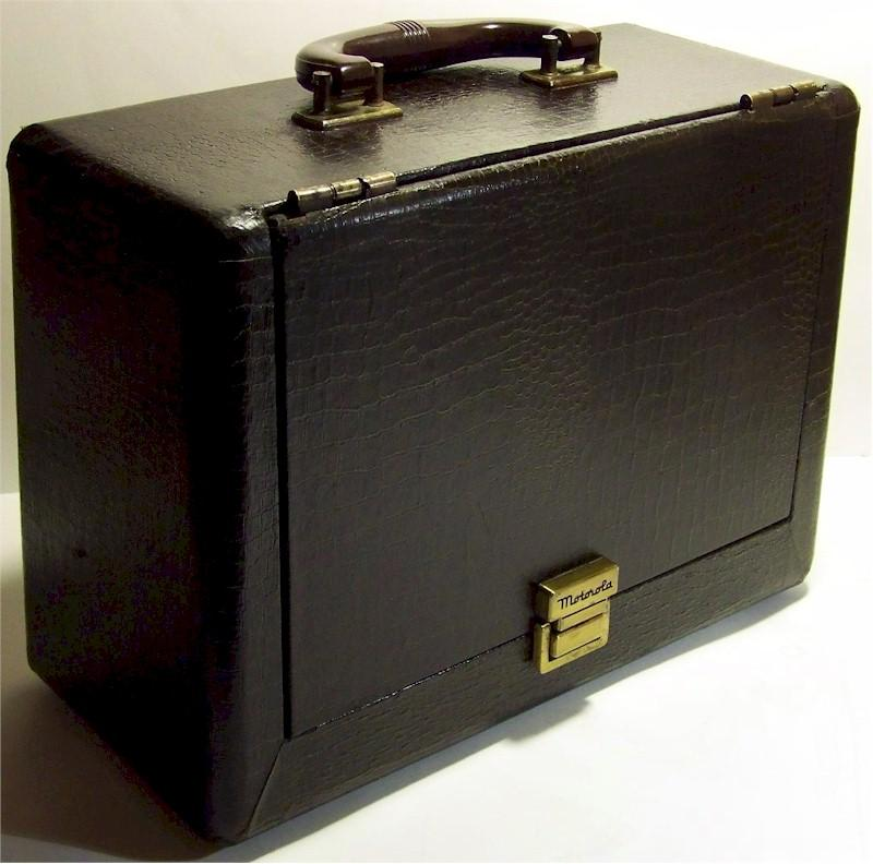Motorola 67L11 Portable (1947)
