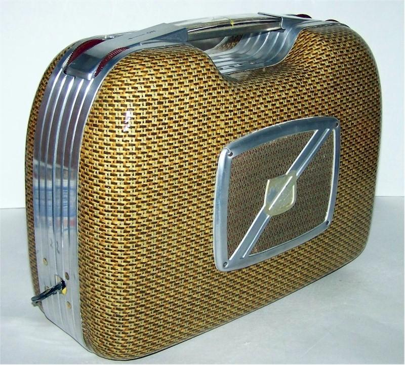 Motorola 68L11 Portable (1948)