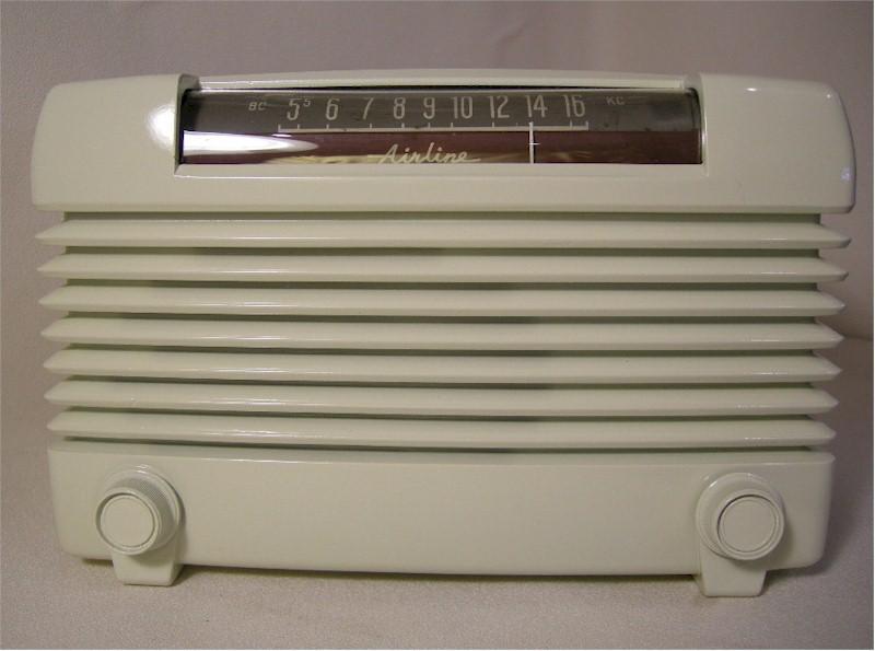 Airline Radio (unknown model)