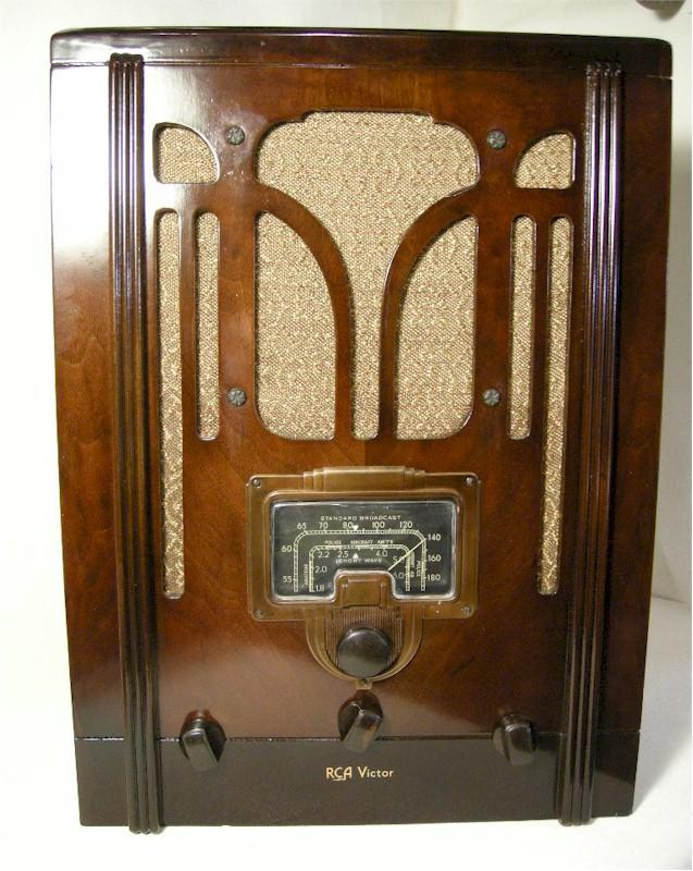 RCA Victor 5-T Tombstone