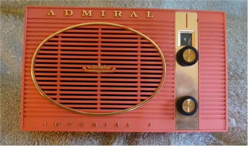 Admiral Y2082 (1961)