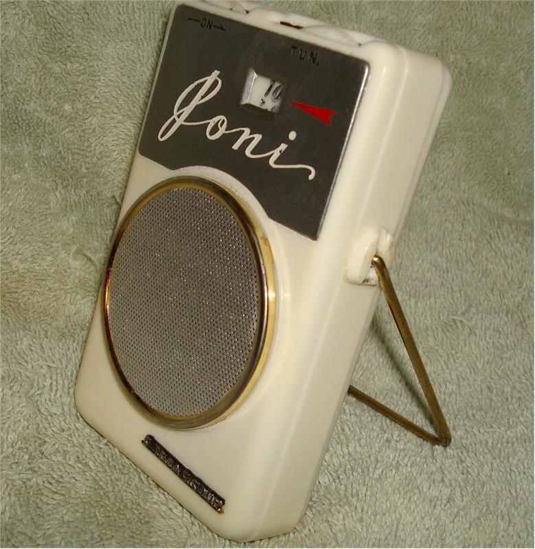Joni 6J Pocket Transistor (Early 60s)