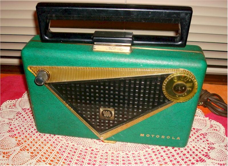 Motorola 55L2U (1956)
