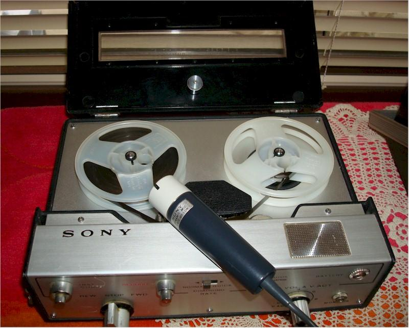 Sony TC-905A Reel to Reel (1960s)