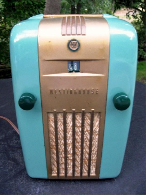 "Westinghouse H-125 ""Little Jewel"" Fridge (1945)"
