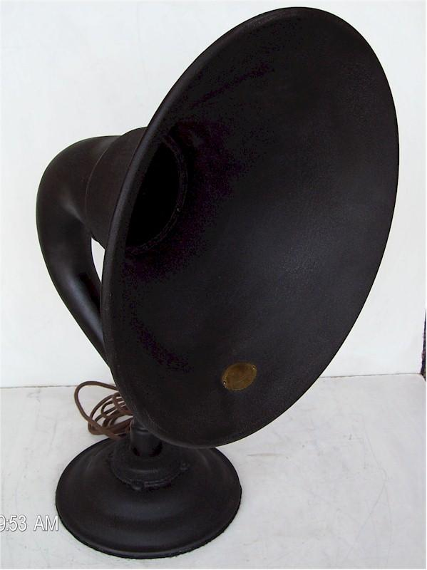 Atwater Kent H Horn Speaker