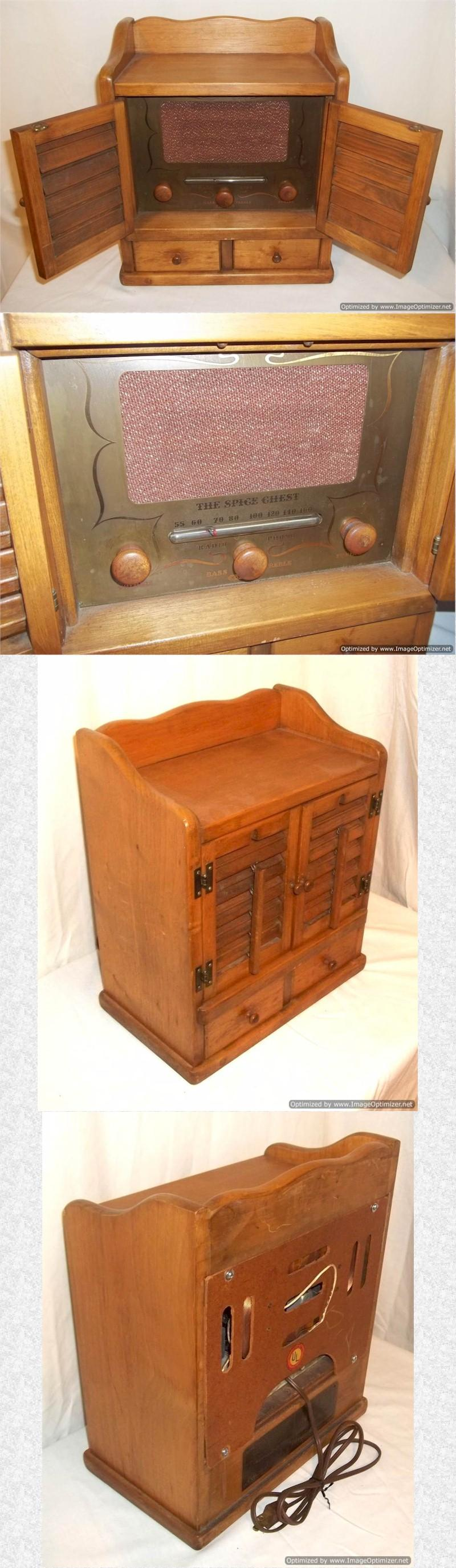 "Guild 484 ""Spice Chest"" (1956)"
