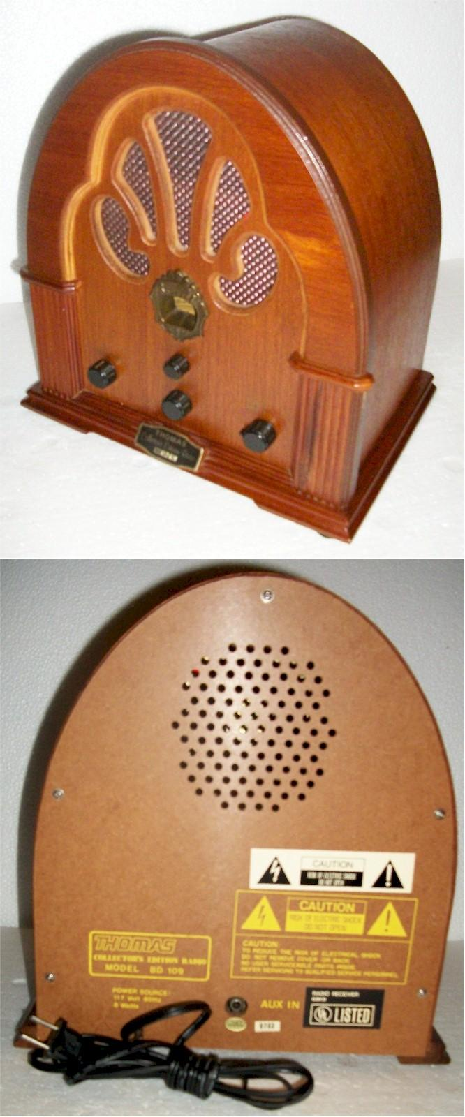 Philco Cathedral Replica
