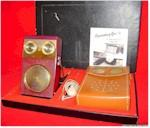 Zenith Royal 500E Gift Set (1960)