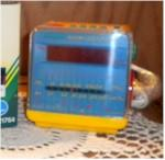 Crayola Tune Time Clock Radio