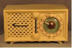 Emerson 695-B Clock Radio (1950s)