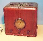Silvertone 4521 Farm Radio (1935-6)