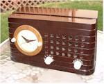 "Telechron 18H59 ""Musalarm"" Clock Radio"