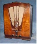 Philco 116B Tombstone (1933)