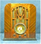 Radio Products of Chicago (RPC) Tombstone (1935)