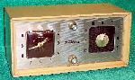 Trav-Ler Clock Radio (1955)