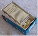 Admiral PR277 Pocket Transistor (late 60s)