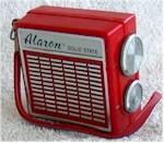 Alaron B-77 Micro Pocket Transistor (1970s)