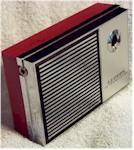 Lloyd's 6K98D Pocket Transistor (1965)