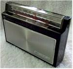 Motorola XP36GU Concept 90 Transistor Portable (1970)
